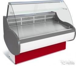 Витрина холодильная комбинированная ВХСн-1.5 ТАИР