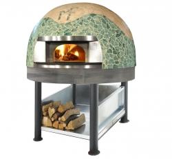 Печь для пиццы Morello Forni Lp100 Cupola Mosaic