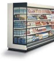 Холодильная горка Samsun